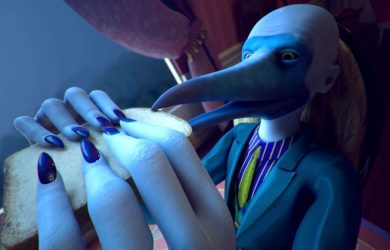 Mr. Blue Footed Booby Short Film