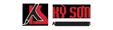 Logo Cty Quảng cáo Kỳ Sơn