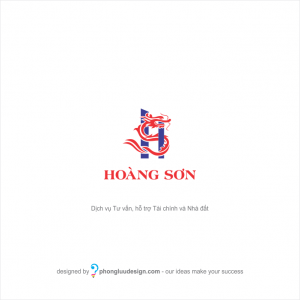 Thiết kế logo Hoàng Sơn