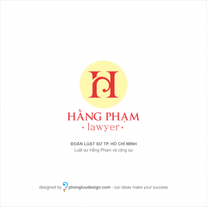 Thiết kế logo HangPham Lawyer