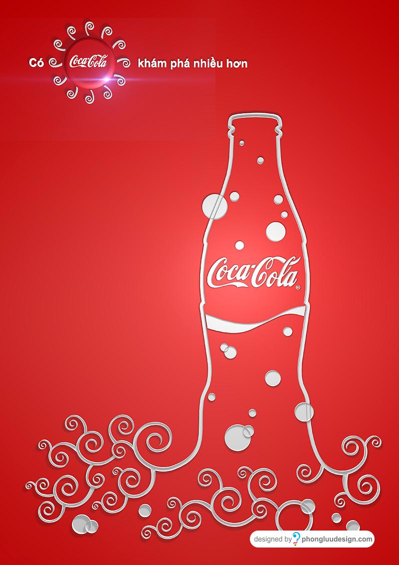 Poster_Quang cao CocaCola